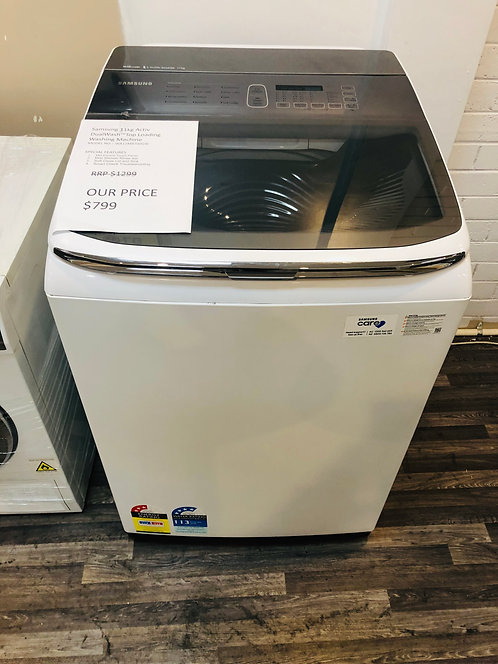 Samsung 13KG Activ DualWash™ Top Loader Washing Machine [2020 Model]