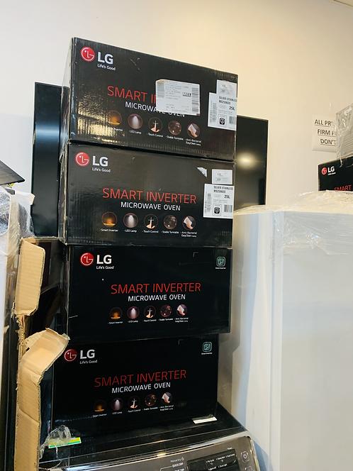 LG 25L NeoChef Smart INVERTER Microwave STAINLESS STEEL [2021 Model]