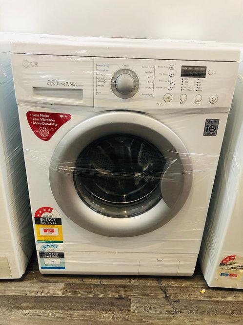 LG 7.5 Direct Drive Front Loader Washing Machine