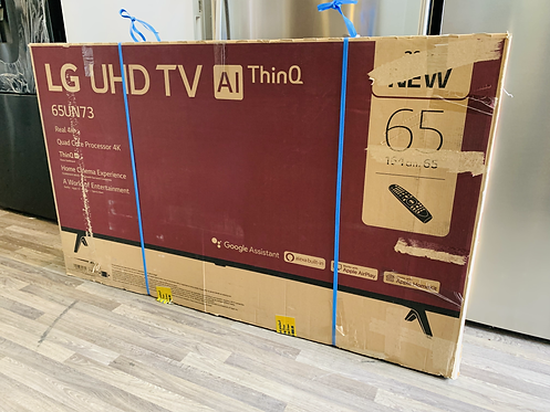 "LG 65"" UN7300 4K Ultra HD SMART LED TV [2020 Model]"