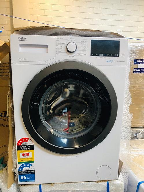 BEKO 10Kg INVERTER AddWash STEAM Wash Washing Machine [2020 Model]