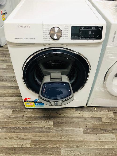 Samsung 8.5Kg QDRIVE AddWash Wifi STEAM Wash Washing Machine [2020 Model]