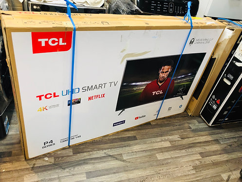 "TCL 40"" Android Smart Apps LED TV with Google Assistant"