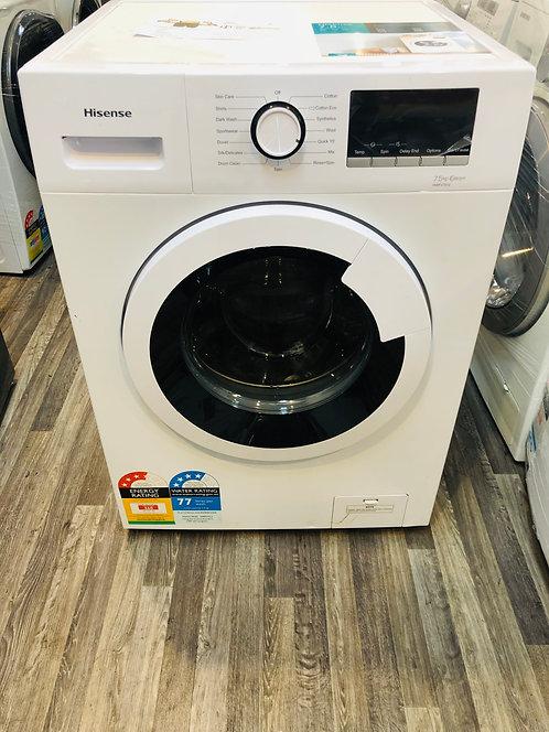 Hisense 7.5KG Front Loader Washing Machine [2020 Model]