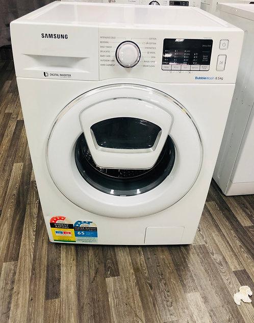 Samsung 8.5Kg INVERTER AddWash Front Loader Washing Machine [2020 Model]