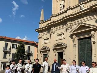 Fencing Mob 2019 a Saronno