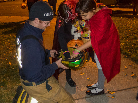 No tricks - just treats with CHFD