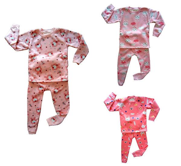 Pijama Térmico 6 a 9 años