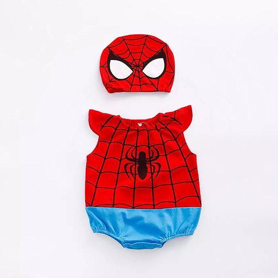 Body Spiderman