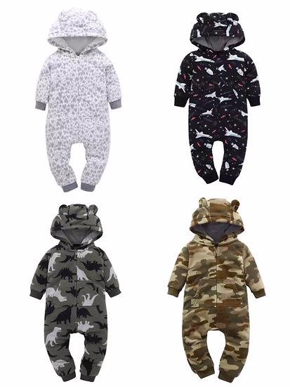Pijamas Polar 18 y 24 meses