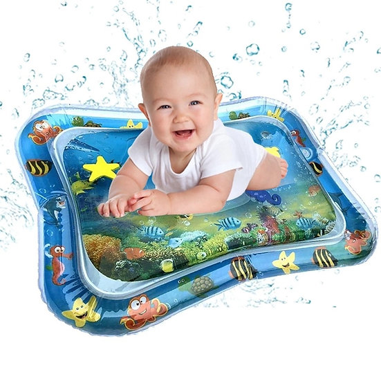 Mat Inflable con Agua - Peces