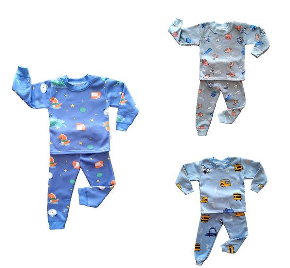 Pijama Térmico 2 a 5 años