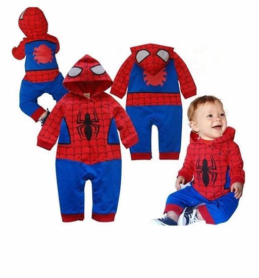Enterito Spiderman