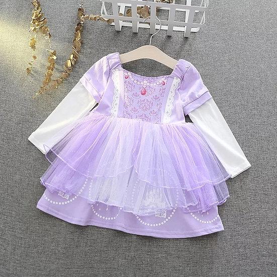 Vestido Princesa Sofía Bebé
