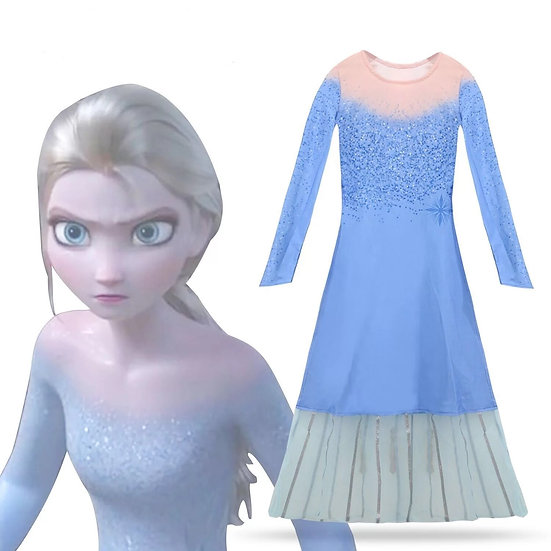 Princesa Elsa - Frozen 2