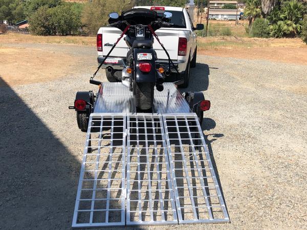 Wide Ramp Kit
