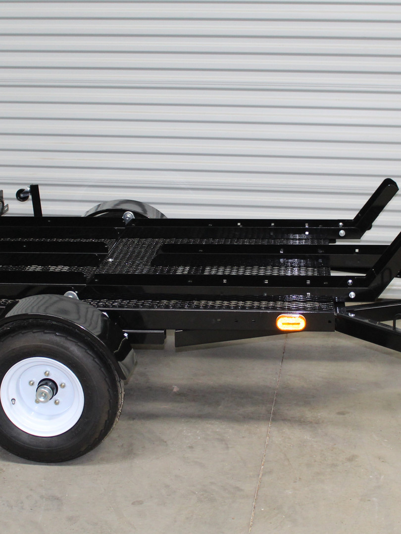 Three Motorcycle Trailer