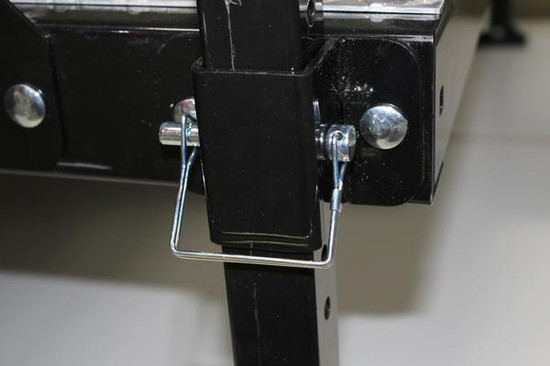 Rear Stand