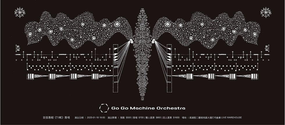 go go machine orchestra