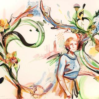 Spring (Grandmother Series)