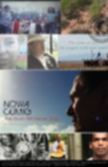 Nowa Cumig official film poster