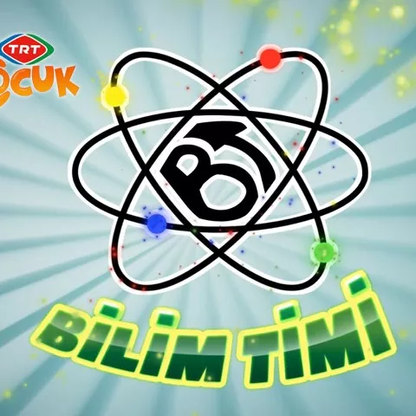 Bilim Timi   TRT Çocuk