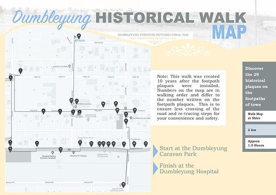 Dumbleyung Historical Walk