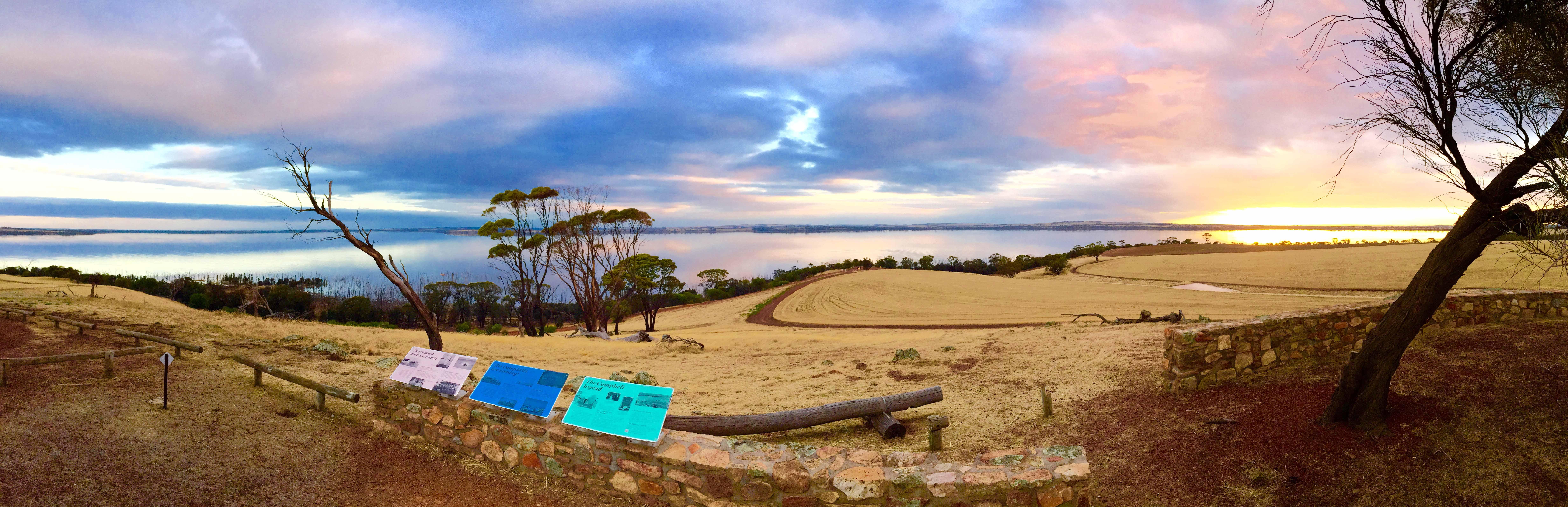 Lake Dumbleyung Panorama