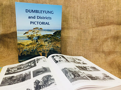 Dumbleyung and Districts Pictorial - Cov