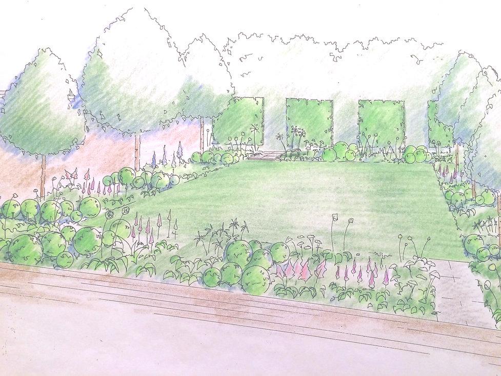 Planting Designer Sevenaoks Kent
