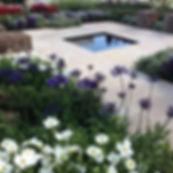 hampton court show gardens