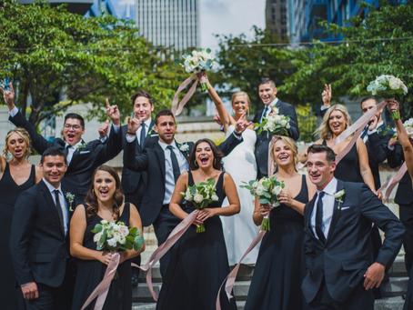 Having An Entourage To Encourage | Jubilee Weddings and Events LLC