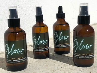 Jacquie ooh Glow organic skincare