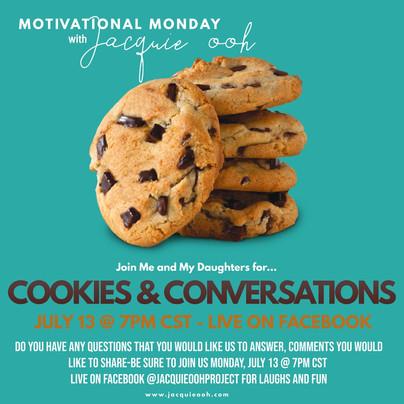 Jacquie ooh motivational Monday