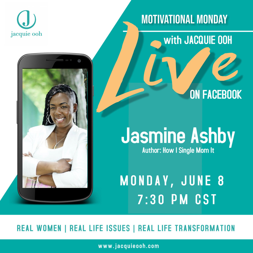 Jasmine Ashby Jacquie ooh project