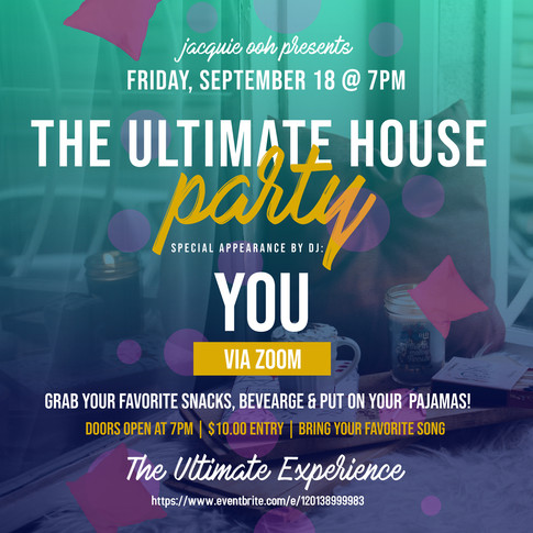 Ultimate House Party Jacquie ooh women e