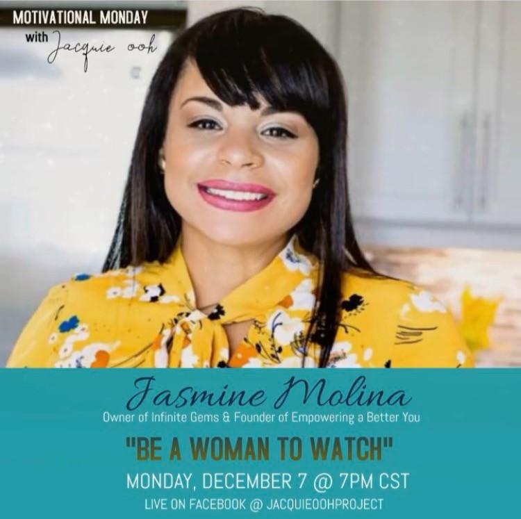 Jasmine Molina Jacquie ooh
