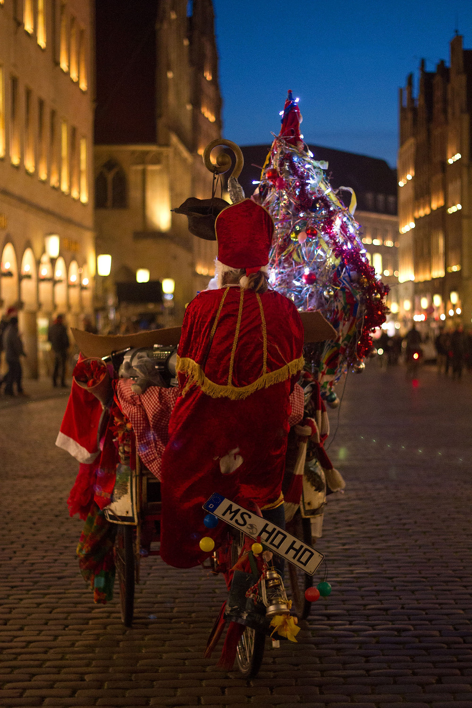 Münster Weihnachten