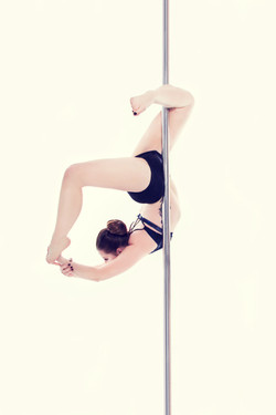 pole dance shooting