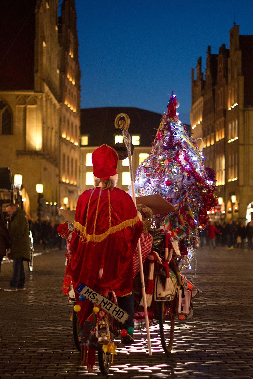 Münster Weihnachtsmarkt