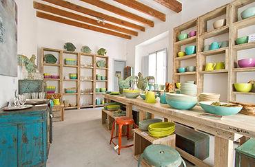 Tienda Tortuga Capdepera Mallorca - decoración - Grün&Form