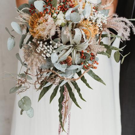 2019 - meine erste Hochzeitssaison als selbstständige Floristin