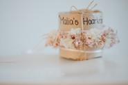 Haarkränzchen für das Blumenmädchen
