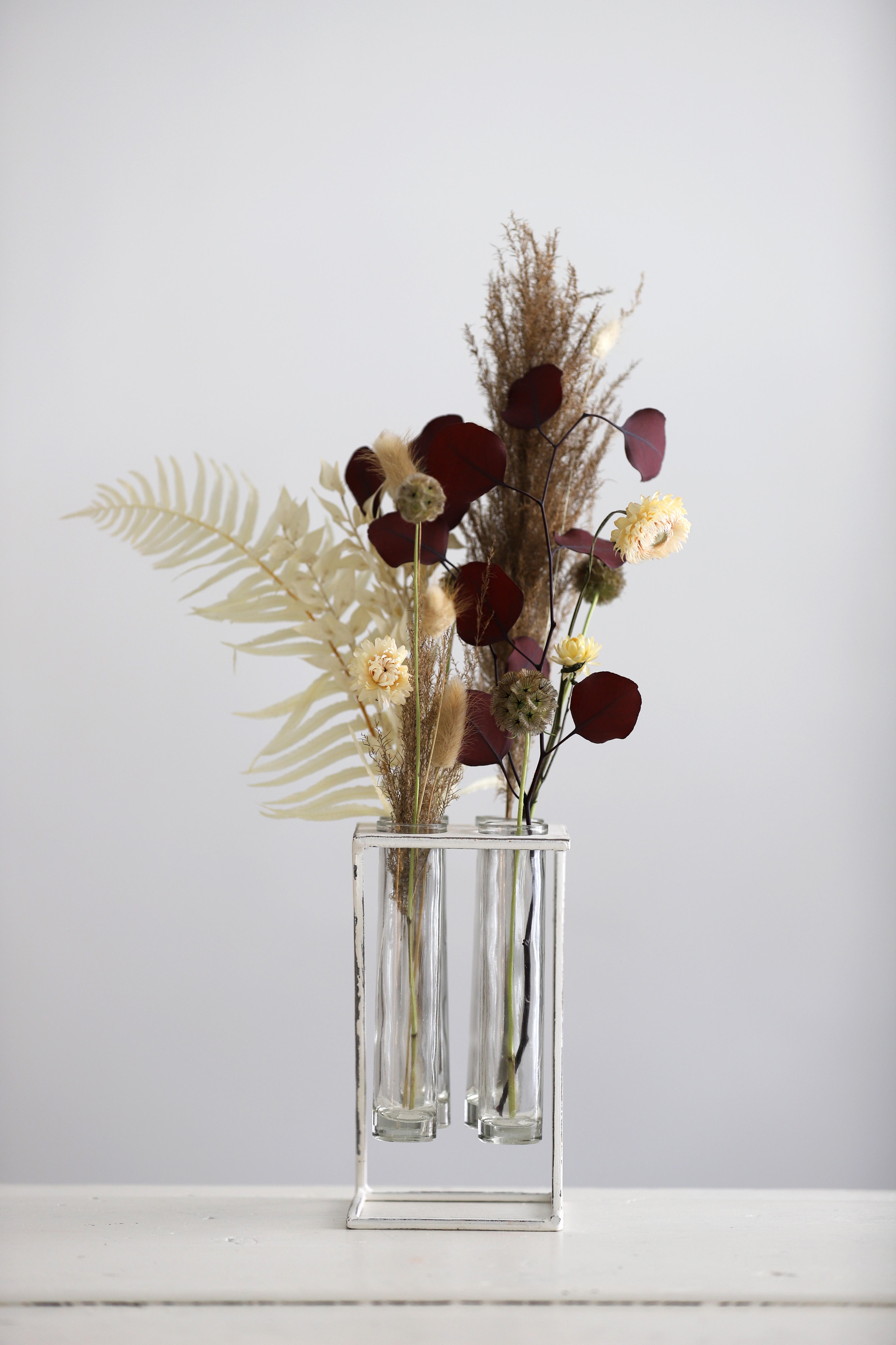 Florales & Metall
