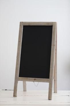 grosse Stelltafel (passend als Wegweiser, Eingangsschild, etc)