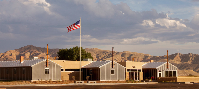 Heart Mountain Interpretive Center