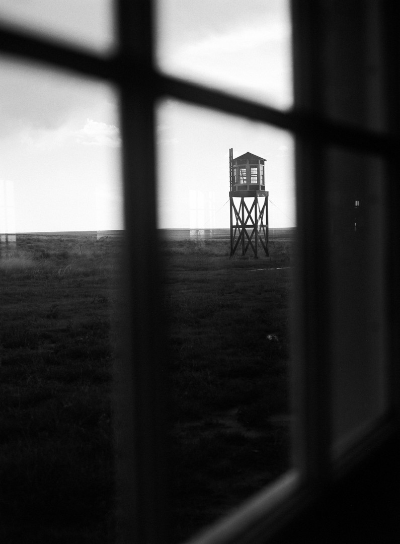 Amache Guard Tower