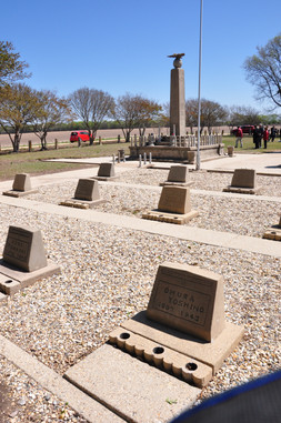 Rohwer Concetration Camp Cemetery