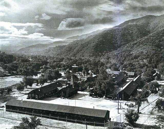 Tuna Canyon Detention Station