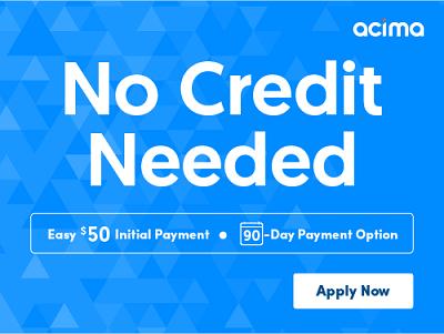 No Credit Financing